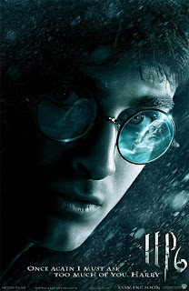 Harry Potter and the Half-Blood Prince Movie Poster 2
