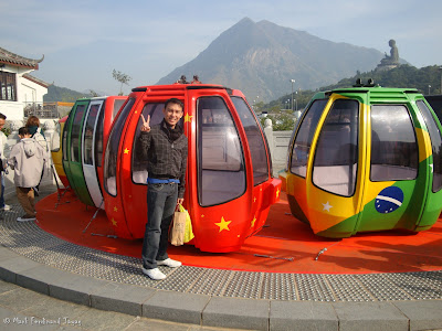 Ngong Ping 360 Miniature Cable Car Photo 4