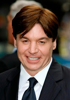 2008 Razzie Winners Mike Myers
