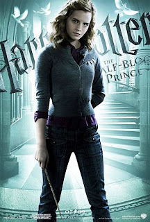 New Harry Potter And The Half Blood Prince Poster 2