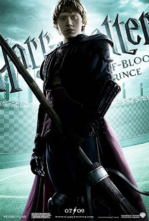 New Harry Potter And The Half Blood Prince Poster 3