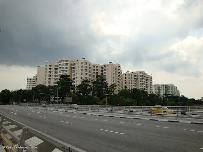 Singapore Road Pictures 5