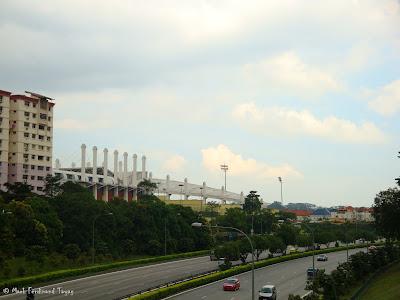Singapore Road Pictures 2