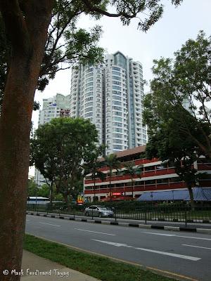 Singapore Road Pictures 7