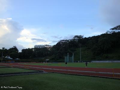 Bukit Gombak Stadium Picture 4