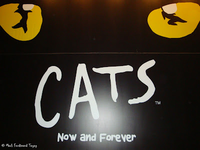 CATS Musical Singpore Pictures 1