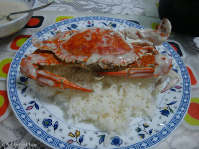 Alimango sa Gata (Crab in Coconut Milk) Recipe 2