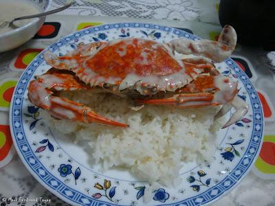 Alimango sa Gata (Crab in Coconut Milk) Recipe 2