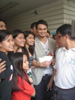 Billy Crawford in Singapore Photo 8