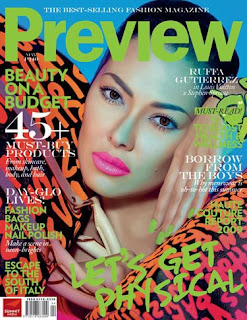 Ruffa Guttierez Preview Magazine May 2009