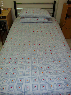My New Bed Sheet