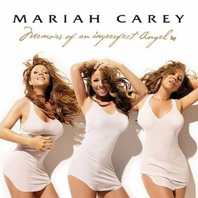 Mariah Carey's Memoirs of an Imperfect Angel Album Cover