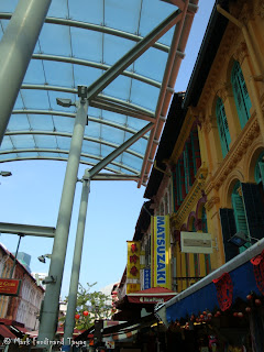 Singapore Chinatown Trip