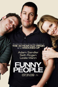 Top Box Office as of August 2, 2009 Funny People