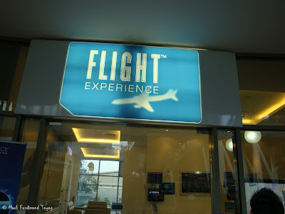 Flight Experience Singapore Photo 1