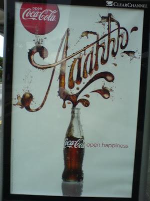 Coca Cola Singapore Ads