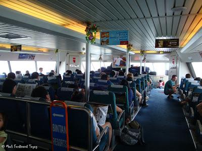 Singapore Ferry Photo 8