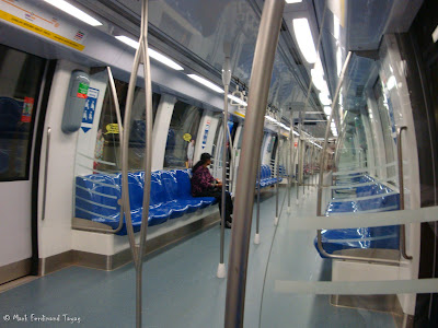 Singapore Circle Line MRT Photo 3