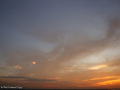 Sunset Sky Photo 1