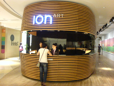 Inside Ion Orchard Photo 12