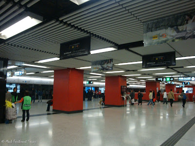 Hong Kong MTR Photo 10