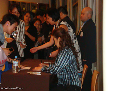 Lea Salonga Concert in Singapore Photo 4