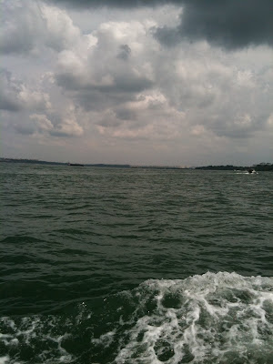 Pulau Ubin Sea Photo 1