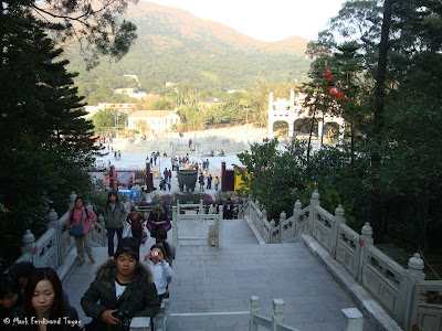 Tian Tan Buddha Statue Hong Kong Photo 6