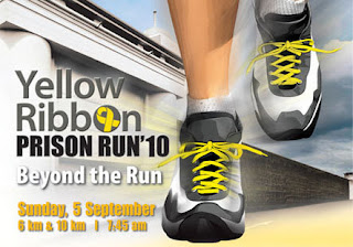 Yellow Ribbon Prison Run 2010