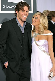 Carrie Underwood Weds Mike Fisher
