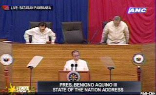 Pres. Benigno S. Aquino III State of the Nation Address 2010
