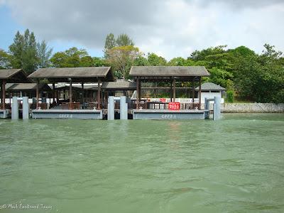 Pulau Ubin Singapore Boat Ride Photo 9