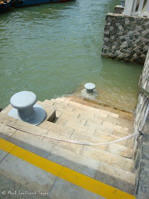 Pulau Ubin Singapore Boat Ride Photo 2