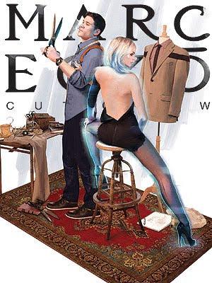 Lindsay Lohan Marc Ecko's Ad Campaign