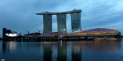 Marina Bay Sands Singapore photo 5