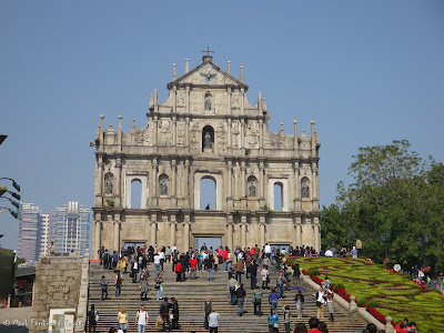 Ruins of St. Paul's Macau Photo 1