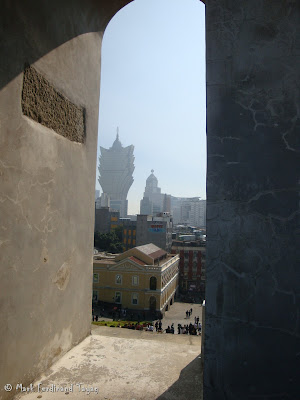 Ruins of St. Paul's Macau Photo 9