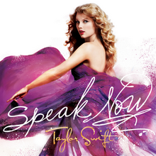 Speak Now, Taylor Swift