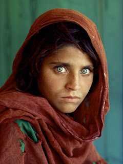 National Geographic Search for the Afghan Girl