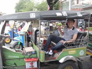 Bangkok Tuk Tuk Ride Experience