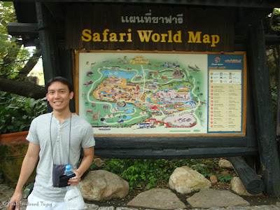 Safari World Bangkok Entrance Photo 11