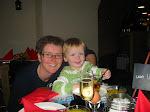 mama Helga en Maarten