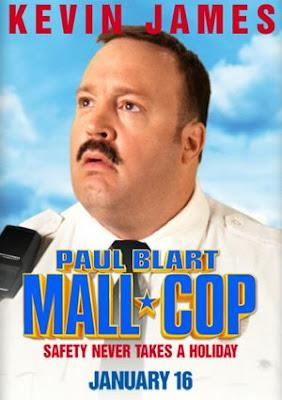 Paul Blart : Super Vigile affiche