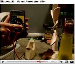 Elaboración de un Aerogenerador