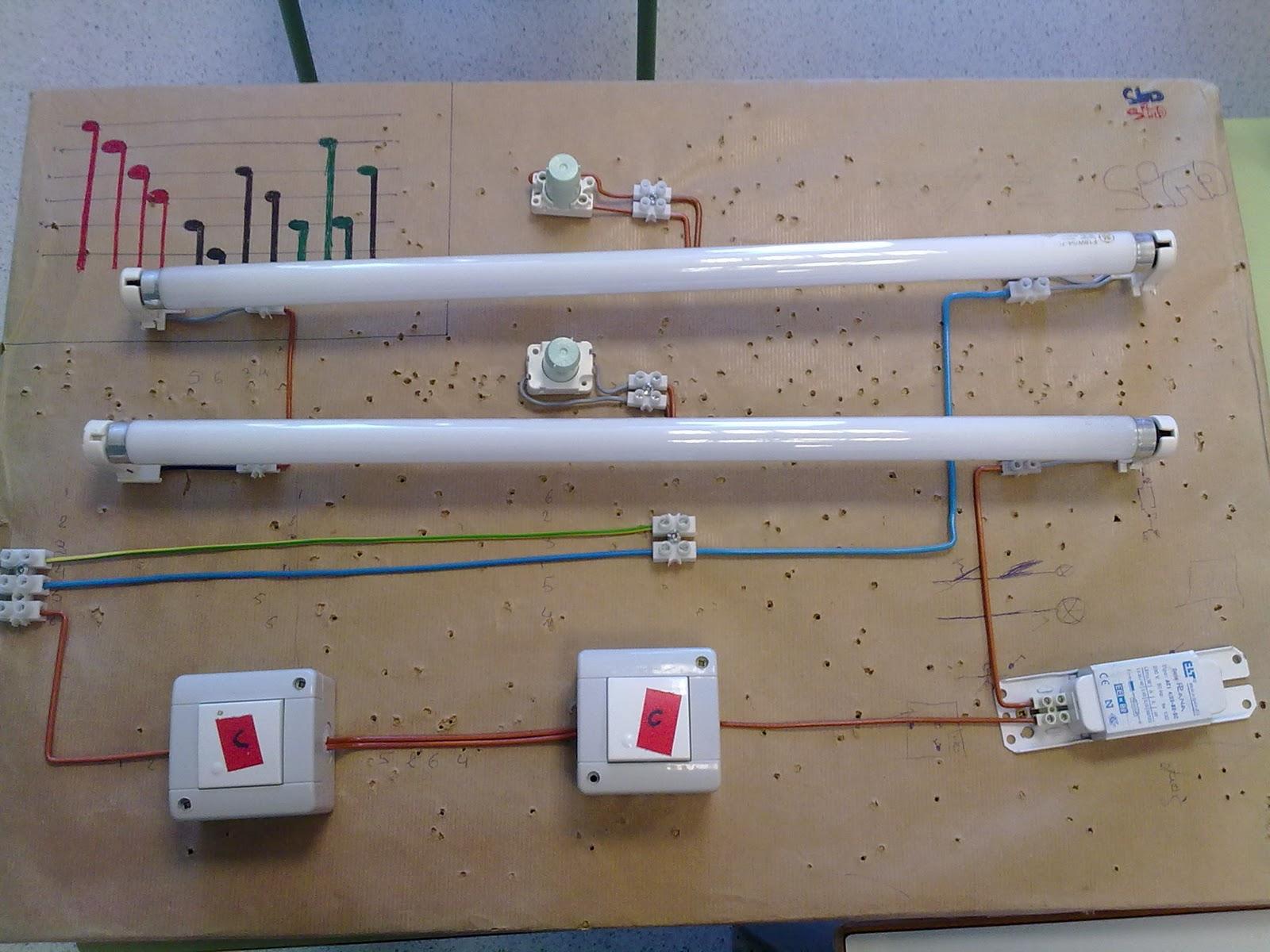 Pcpi electricidad pr cticas - Instalacion de electricidad ...