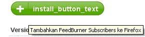 tambahkan feedburner subscribers ke firefox