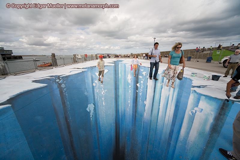 Arte urbano 3D