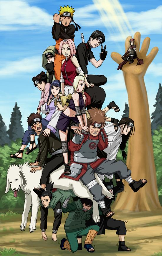 Naruto shippuden wiki search results from Google