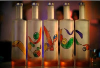 Binboa - vidéo d'une marque de vodka en stop motion