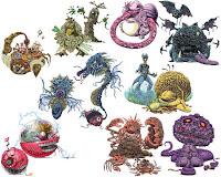 Image - Des Pokemons version horreur